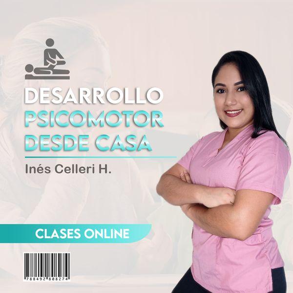 Imagem principal do produto DESARROLLO PSICOMOTOR DESDE CASA