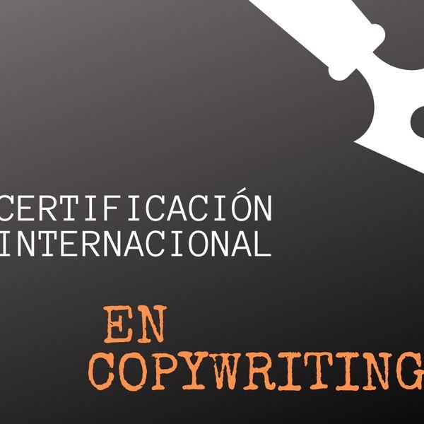 Imagem principal do produto Certificación Internacional en Copywriting