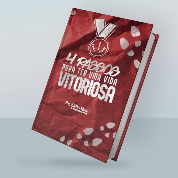 Imagem principal do produto 4 PASSOS PARA TER UMA VIDA VITORIOSA
