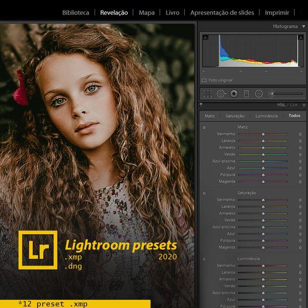 Imagem principal do produto Lightroom Presets Tons de Madeira/Cedro
