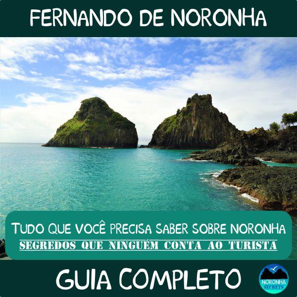 Imagem principal do produto Guia Noronha Secrets - Tudo Sobre Fernando de Noronha