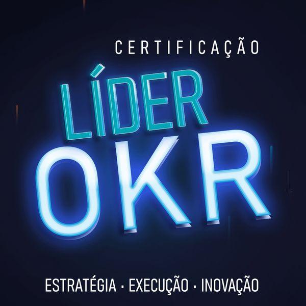 Imagem principal do produto Certificação Líder OKR