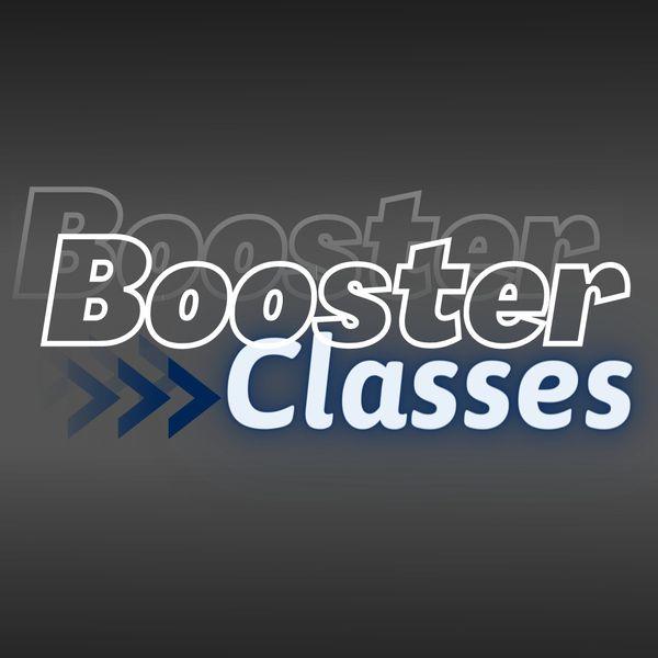 Imagem principal do produto Booster Classes