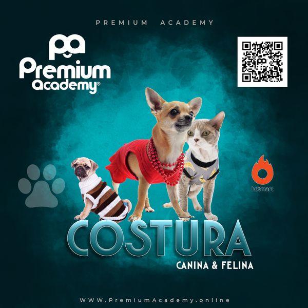 Imagem principal do produto Costura Premium Canina Y Felina