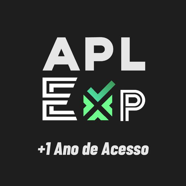 Imagem principal do produto + 1 Ano de Acesso Ao Conteúdo Gravado APL Experience