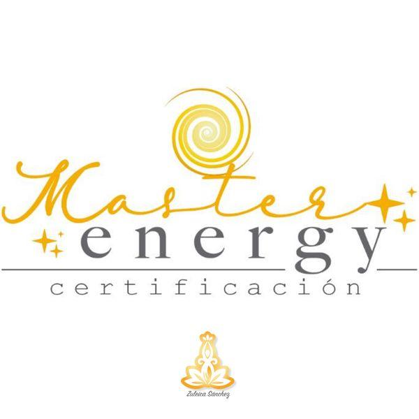 Imagem principal do produto Certificación Master Energy