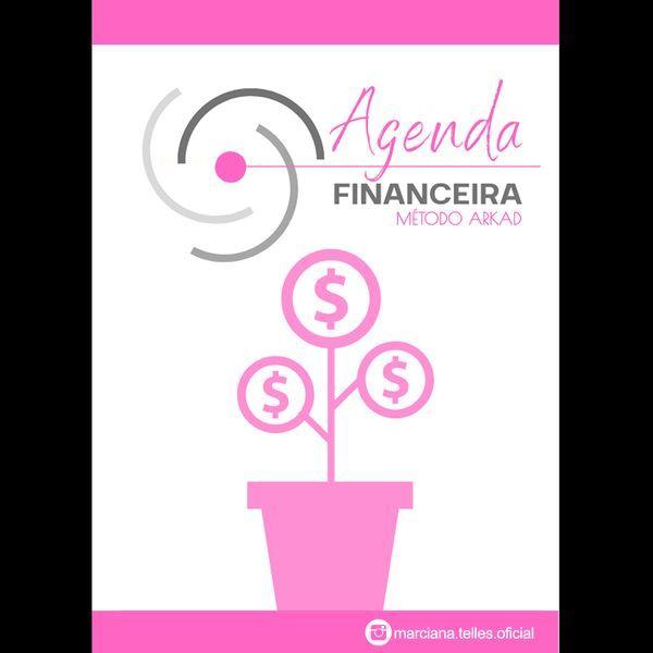 Imagem principal do produto Agenda Financeira