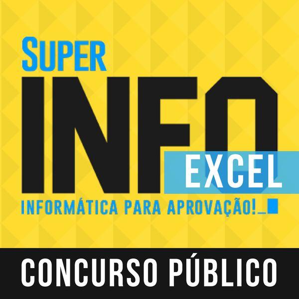 Imagem principal do produto Excel - SuperINFO
