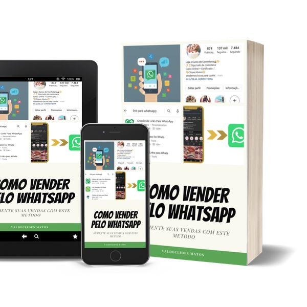 Imagem principal do produto Como Vender pelo Whatsapp