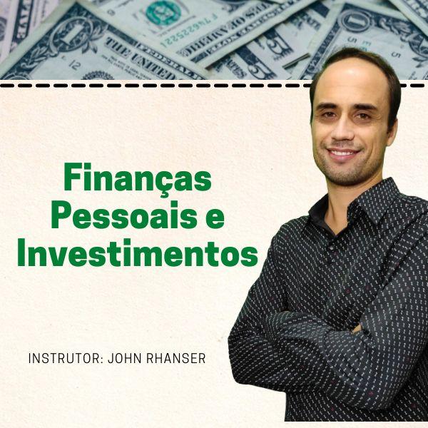 Imagem principal do produto Curso de Finanças Pessoais e Investimentos