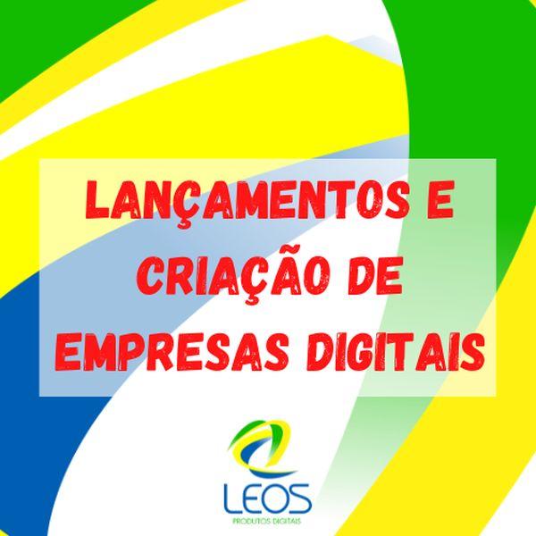 Imagem principal do produto Lançamento e Empresas Digitais