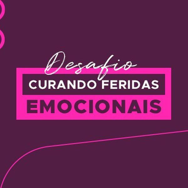 Imagem principal do produto Desafio Curando Feridas Emocionais