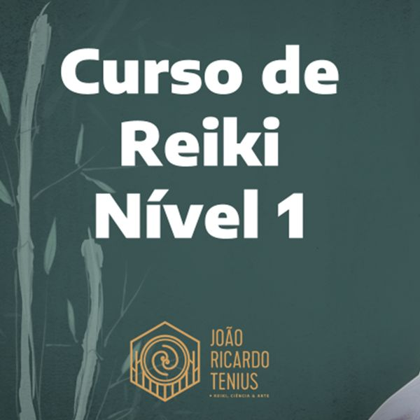 Imagem principal do produto Curso de Reiki Nível 1