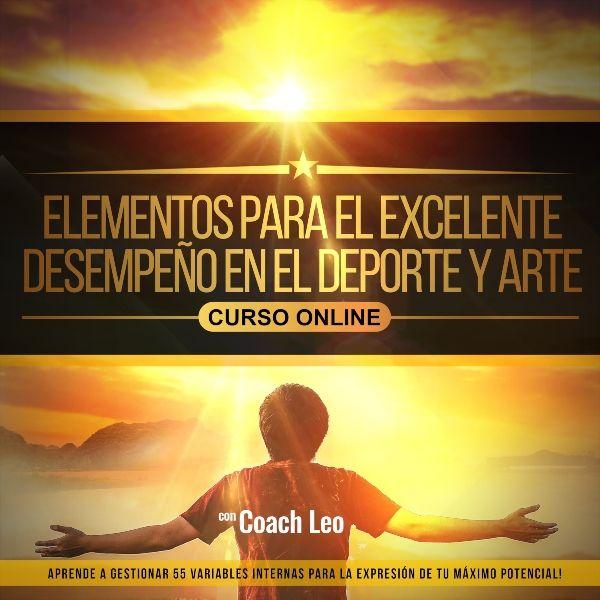 Imagem principal do produto ELEMENTOS PARA EL EXCELENTE DESEMPEÑO EN EL DEPORTE Y ARTE