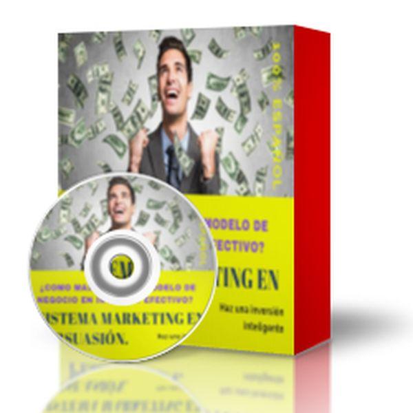 Imagem principal do produto Sistema marketing persuasivo