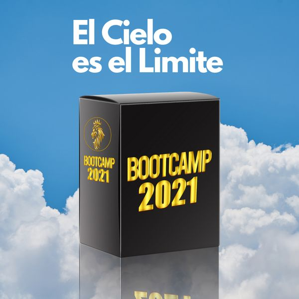 Imagem principal do produto BOOTCAMP 2021