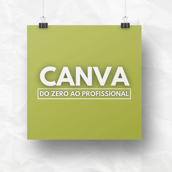 Imagem principal do produto Canva - Do zero ao profissional