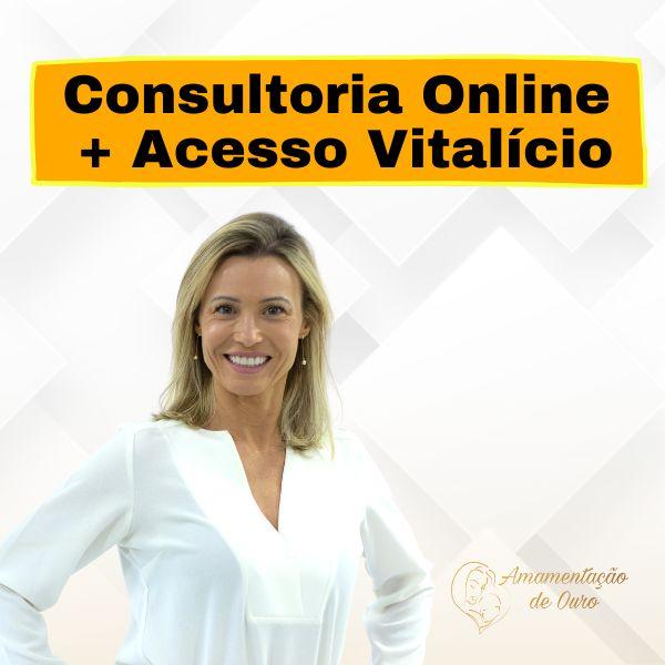 Imagem principal do produto Upsell - Acesso Vitalício + Consultoria Individualizada