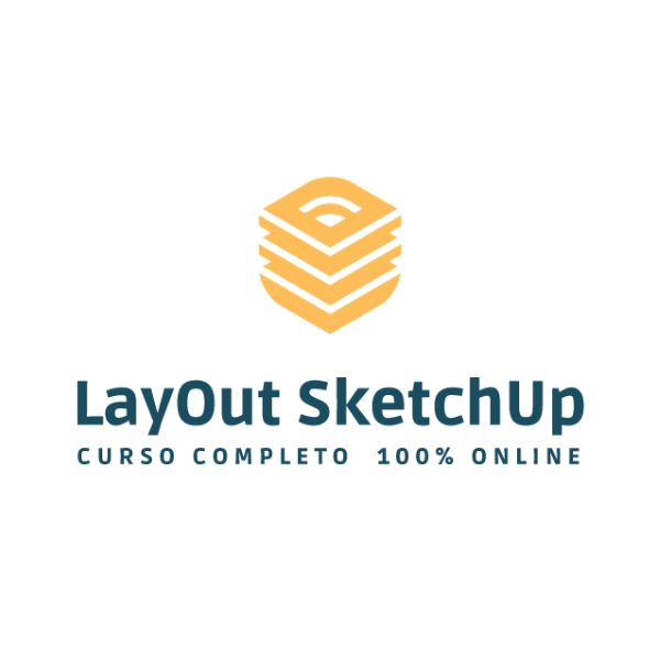 Imagem principal do produto Curso de LayOut SketchUp