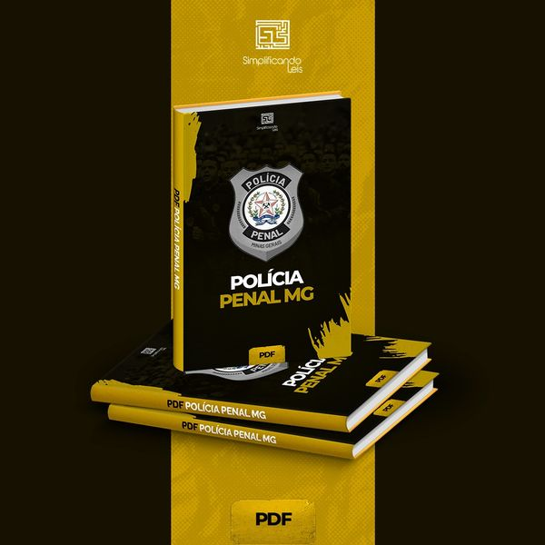 Imagem principal do produto POLÍCIA PENAL MG 2021