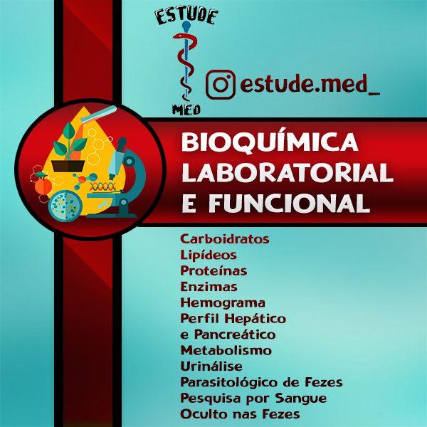 Imagem principal do produto BIOQUÍMICA FUNCIONAL E LABORATORIAL