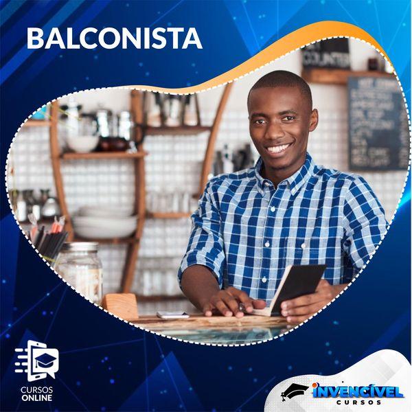 Imagem principal do produto BALCONISTA
