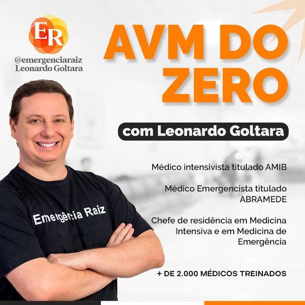Imagem principal do produto AVM do ZERO