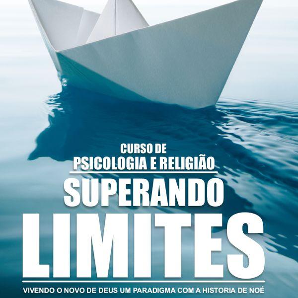 Imagem principal do produto Curso Psicologia e Religião - Superando Limites