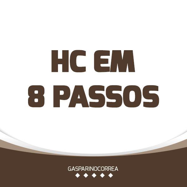 Imagem principal do produto Habeas Corpus em 8 passos