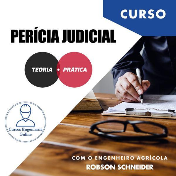 Imagem principal do produto Perícia Judicial - na prática
