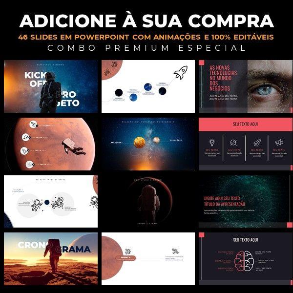 Imagem principal do produto Apresentações Premium