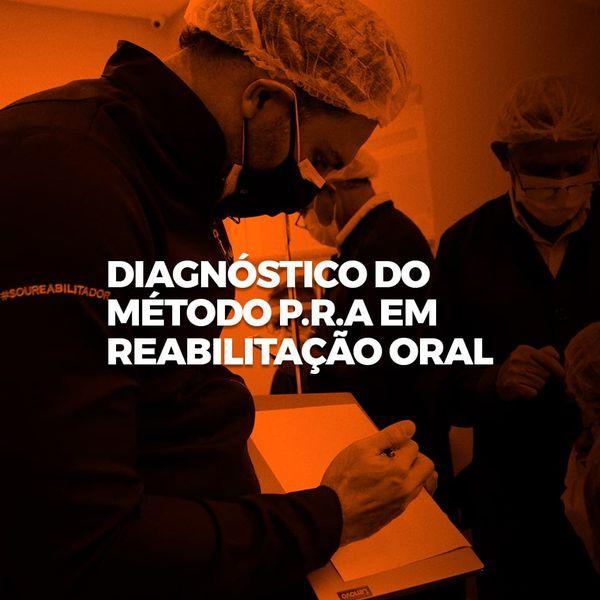 Imagem principal do produto Diagnóstico do Método P.R.A