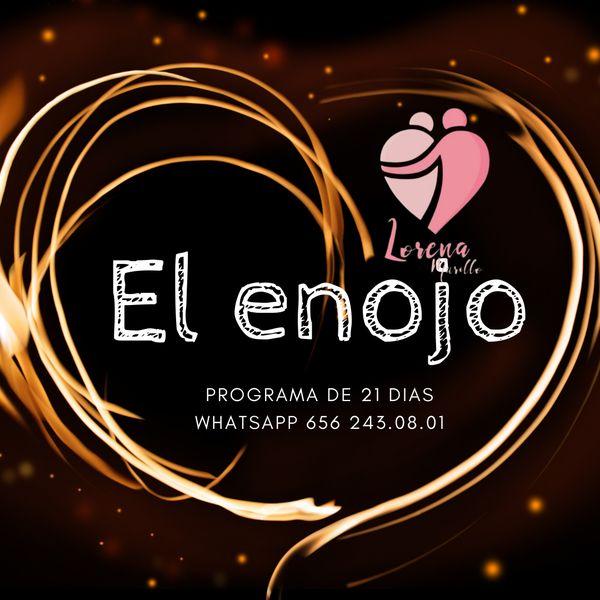Imagem principal do produto EL ENOJO PROGRAMA DE 21 DIAS
