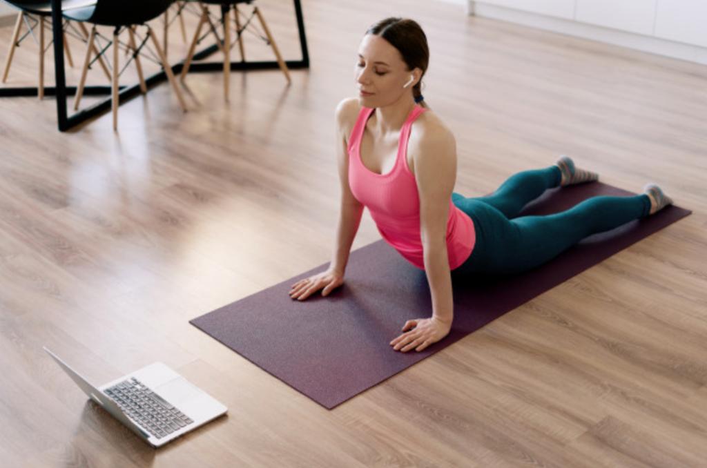 Ebook com o Programa Yoga 30+ Para Emagrecer Em 21 Dias