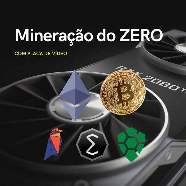 Imagem principal do produto Minerando Criptomoedas do Zero