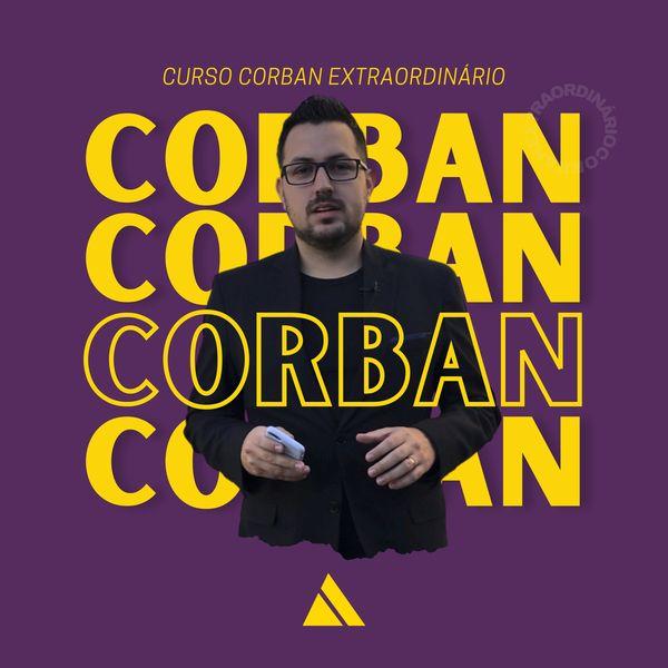 Imagem principal do produto Curso Corban Extraordinário