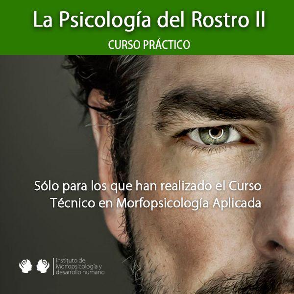 Imagem principal do produto Curo La Psicología del Rostro II. Prácticas (0001)