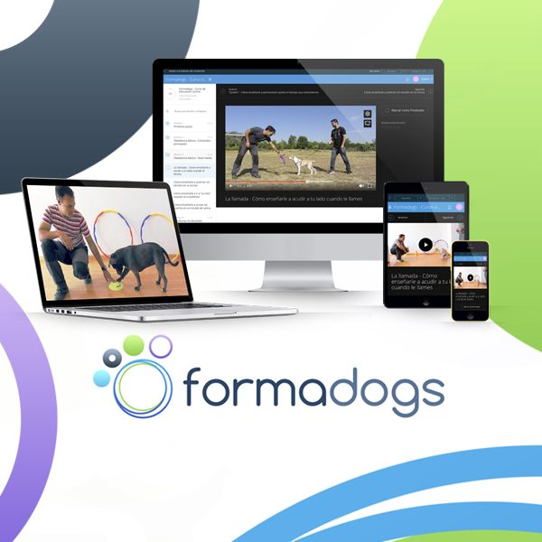 Imagem principal do produto Formadogs - Educación canina sin castigos