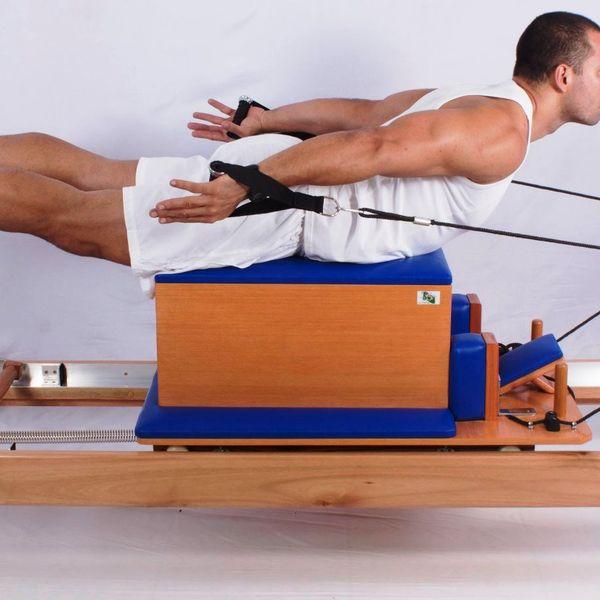 Imagem principal do produto Curso de Pilates Completo, 19, 26 Agosto, 02, 09,16 e 23 de Setembro 2020 - 6 Quartas - Feiras - 08 ás 18h - Méier RJ