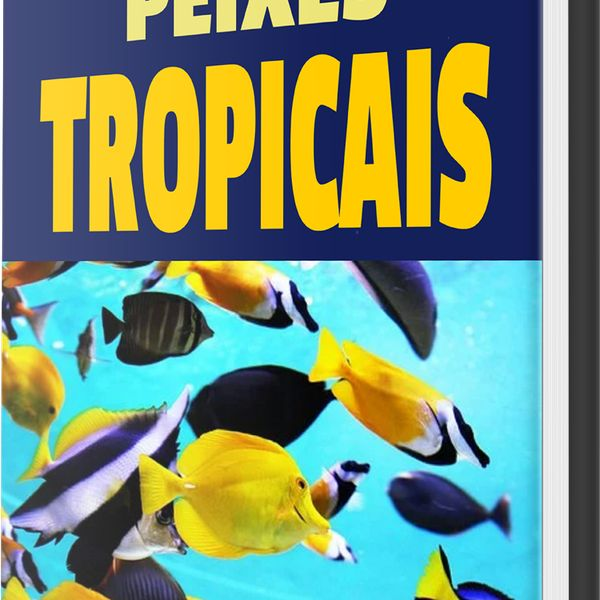 Imagem principal do produto Cuidando de Peixes Tropicais