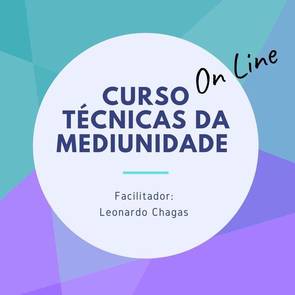 Imagem principal do produto CURSO DE TÉCNICAS MEDIÚNICAS