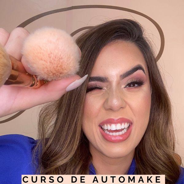 Imagem principal do produto Maquiagem AGORA VAI!