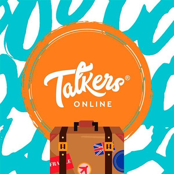 Imagem principal do produto Talkers online