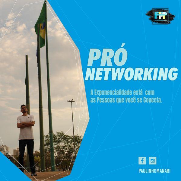 Imagem principal do produto PRÓ NETWORKING