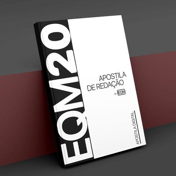 Imagem principal do produto Apostila Eu Quero Mil - Redação ENEM 2020