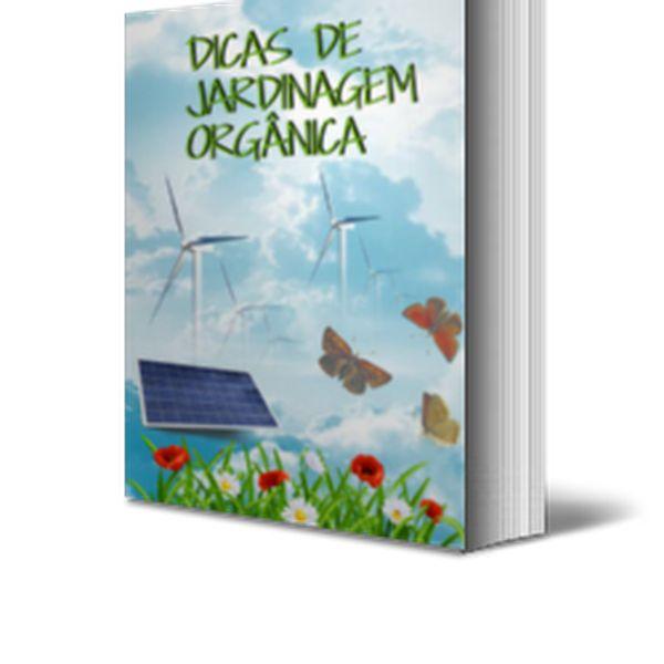 Imagem principal do produto DICAS DE JARDINAGEM ORGÂNICA