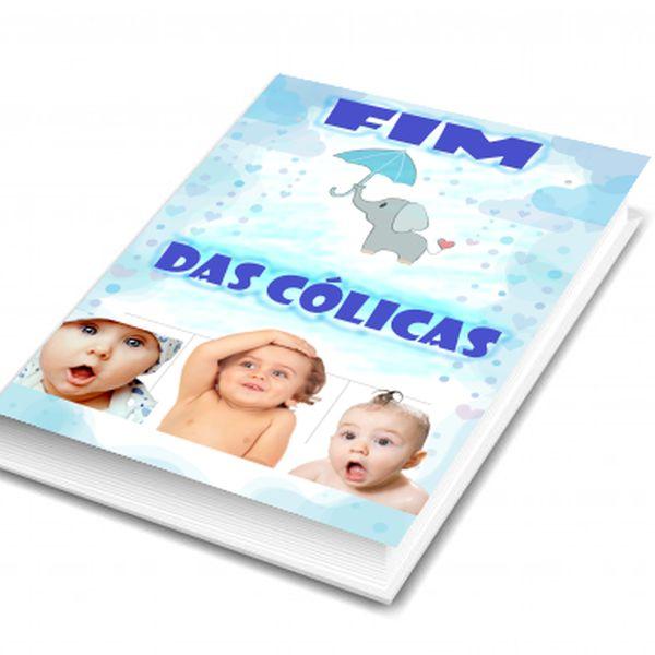 Imagem principal do produto Fim das cólicas nos Bebês