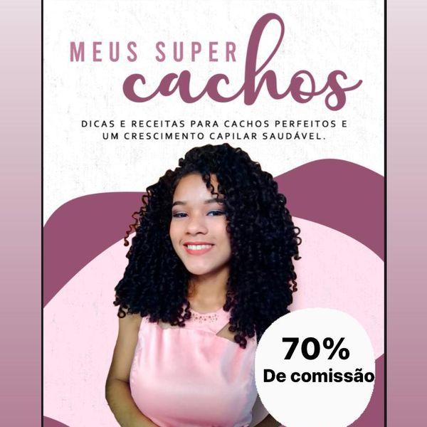 Imagem principal do produto Desafio Super Cachos