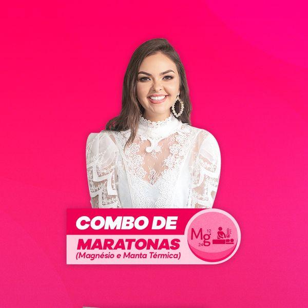 Imagem principal do produto COMBO MARATONA DO MAGNÉSIO + MARATONA DA MANTA TÉRMICA
