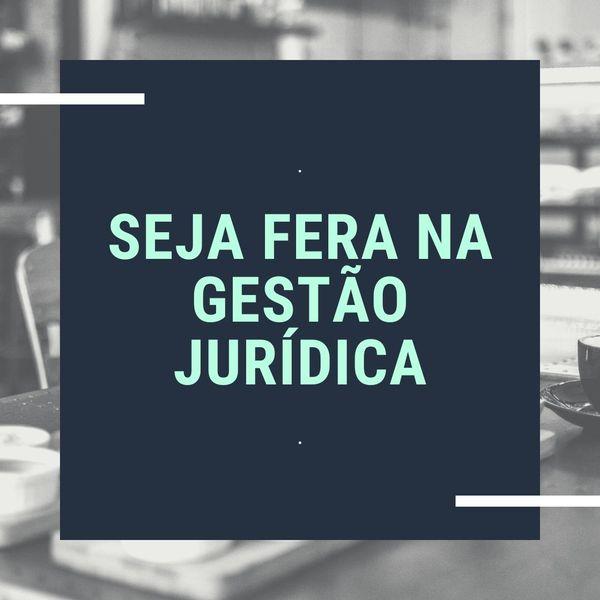Imagem principal do produto SEJA FERA NA GESTÃO JURÍDICA